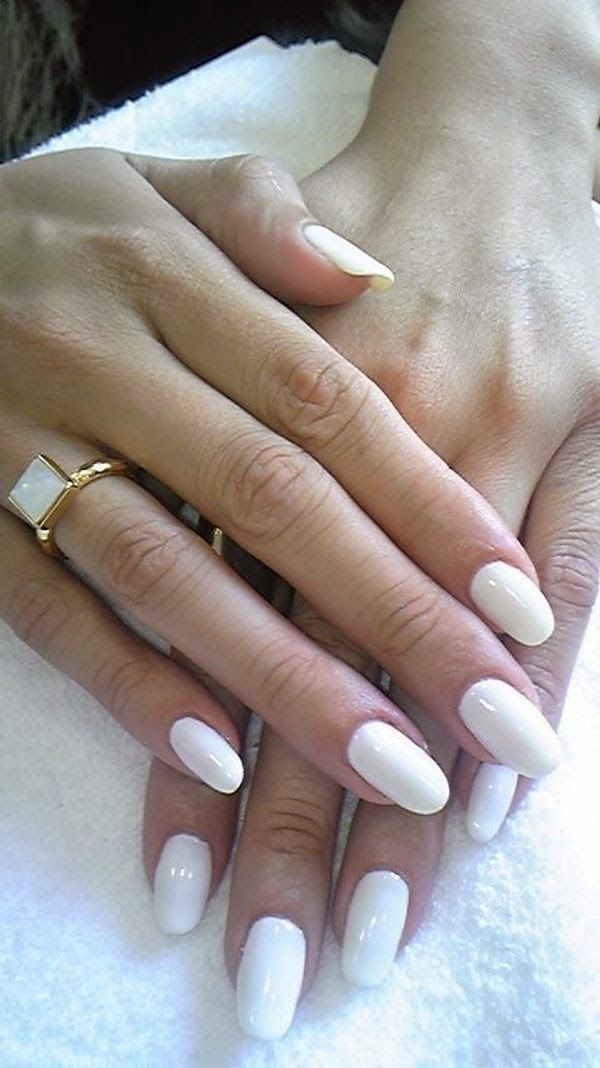 Chic Rounded Nail Designs 2015 round-nails-art2.jpg | Nail design ...