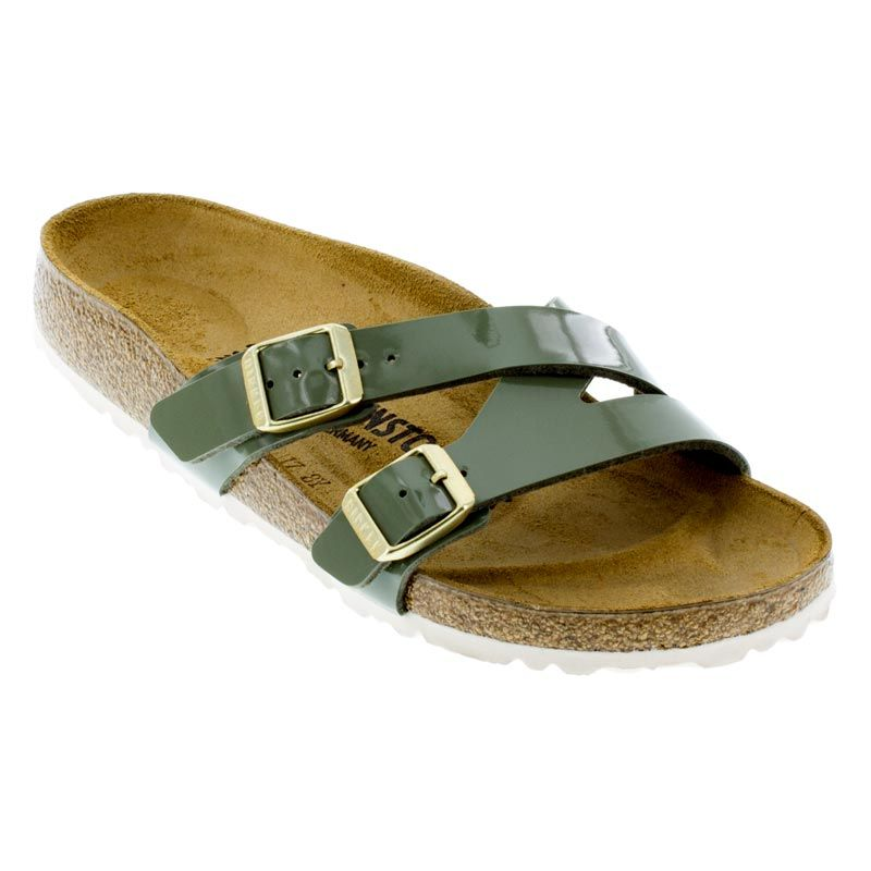 e9d5606baeec Style and comfort finally merge with the Birkenstock Yao sandals. Shop our  selection of Birkenstock