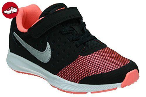 Nike Sport Schuhe Sneakers Boots Shoe Sportswear schwarz Weiss downshifter 7
