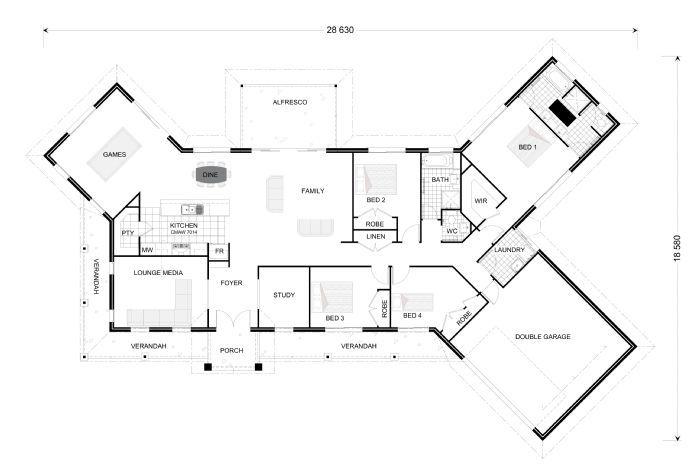 Kingaroy 302 - Award, Home Designs in Gladstone | GJ Gardner Homes ...