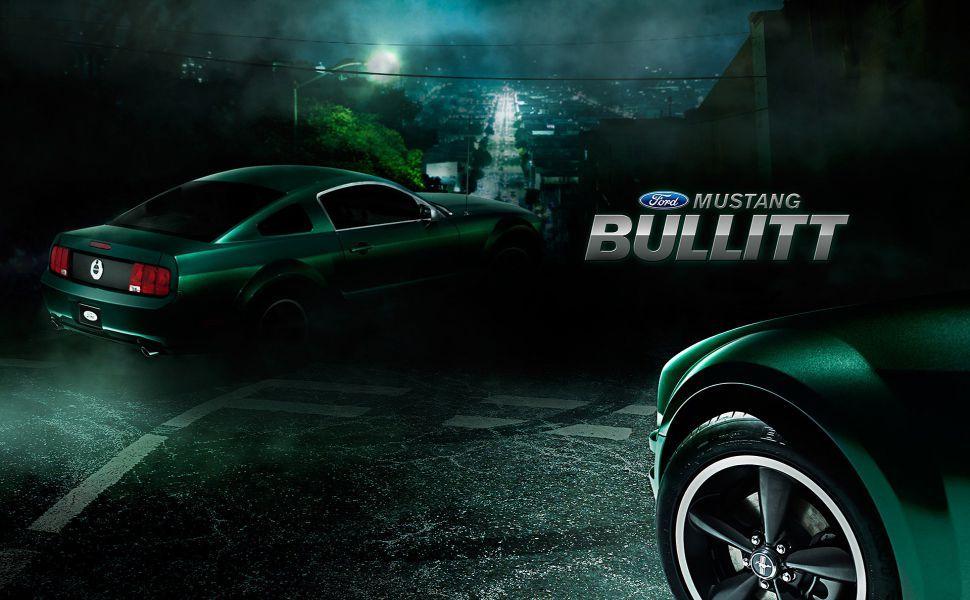 Ford Mustang Bullitt Hd Wallpaper Mustang Bullitt Ford Mustang