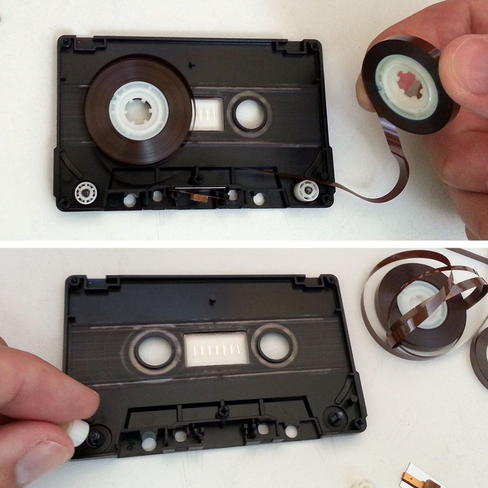 Cassette Tape Wallet: 5 Steps (with Pictures)