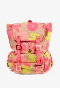 Hello Kitty backpack. <3