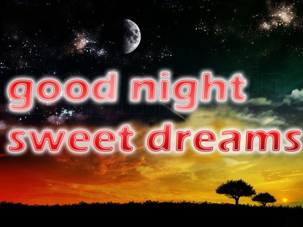Good Night Love Wallpaper Free Download HD Wallpaper Night Good Night & Sweet Dreams ...