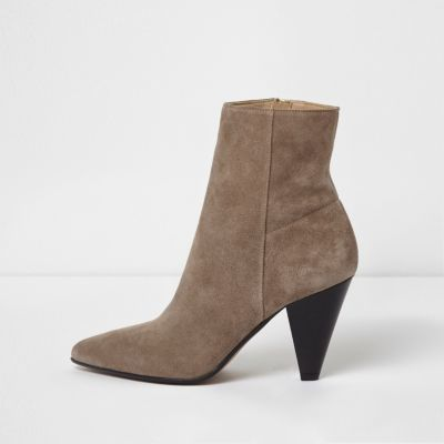 River Island Womens western pointed shoe boot spbY2