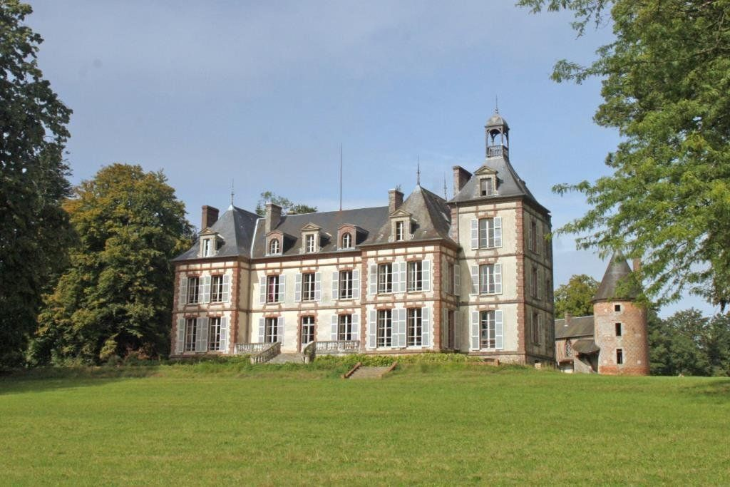 Propriete A Vendre En Normandie A 150 Km De Paris Perche