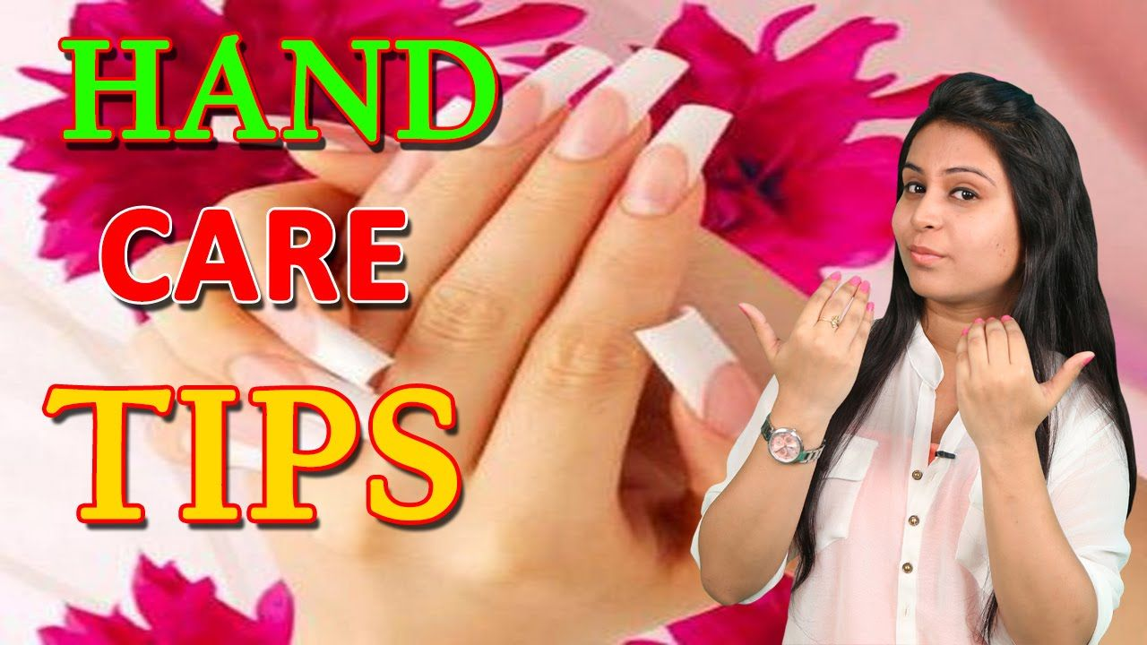 Hand Care Tips - Natural Home Remedies For Soft Hands (Beauty Tips