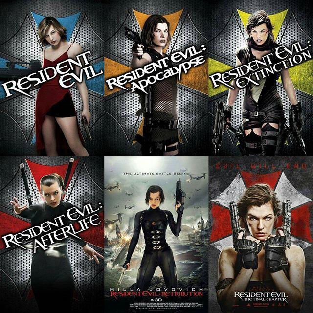 Residentevilthefinalchapter Resident Evil Alice Resident Evil