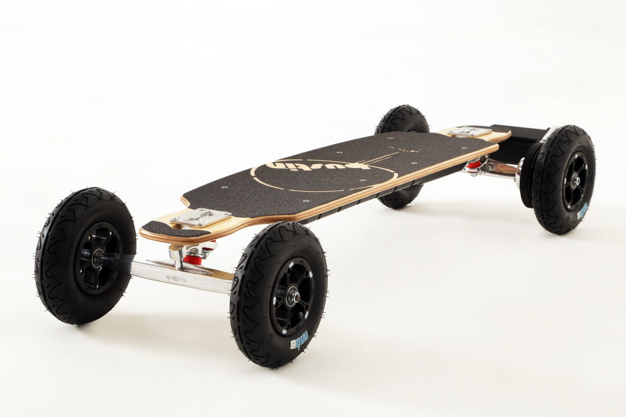 Bustin Series Limited Edition At Electric Skateboard Discontinued