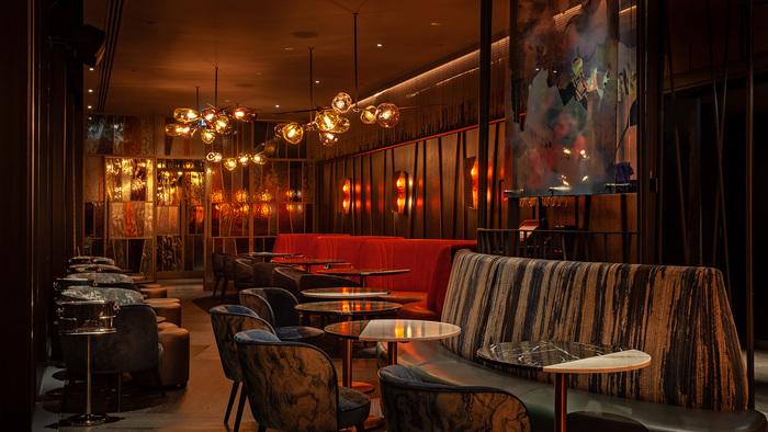 Savage Garden Restaurant Bar Design Awards In 2020 Bar Design Restaurant Bar Design Awards Savage Garden