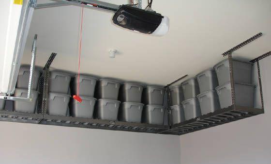 Overhead Garage Storage, Overhead Garage Storage Racks