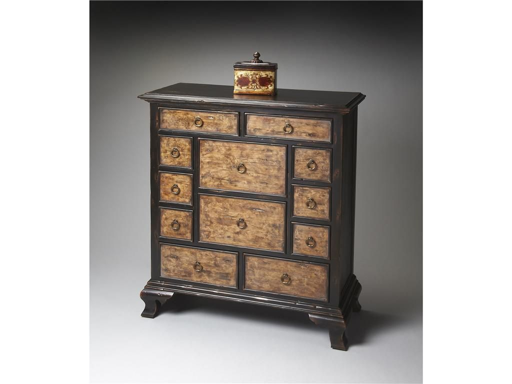 Butler Specialty Company Bedroom Drawer Chest 1149090   Capperella Furniture    Bellefonte And Lewistown, PA