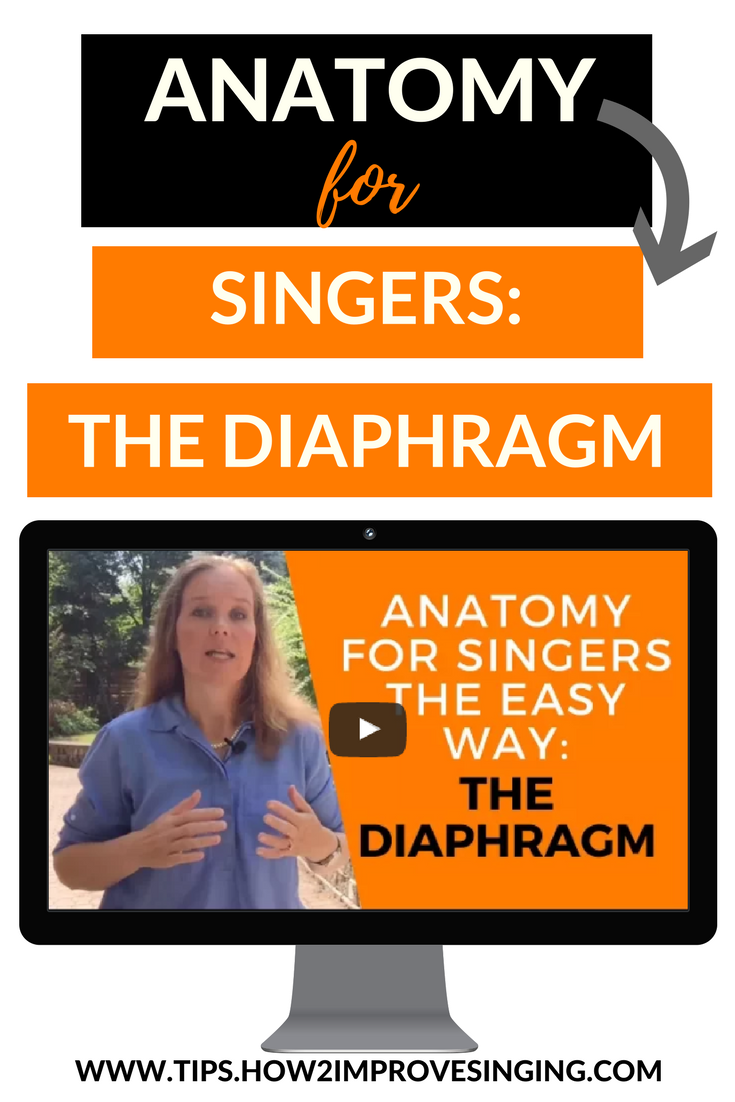 Learn anatomy for singers the easy way.. It does not have to be ...