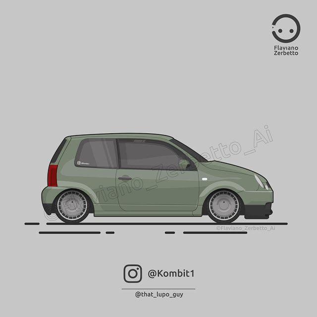 KombiT1: Volkswagen Lupo @that_lupo_guy