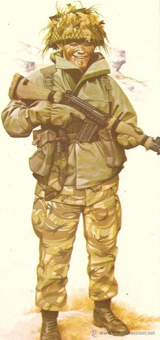 uniformes argentinos en malvinas - Cerca con Google