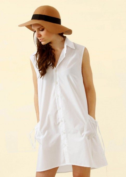 Collection Casual Shirt Dress Pictures - Reikian
