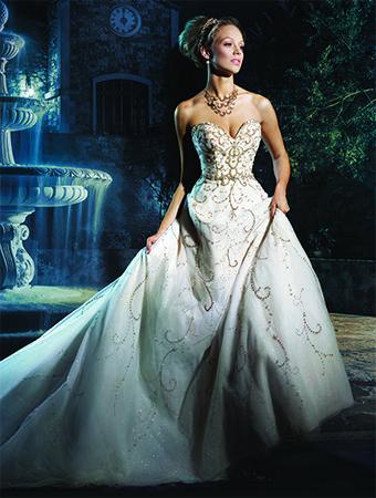 Cenicienta Wedding Planner Alfred Angelo Disney Fairy Tale Bridal ...
