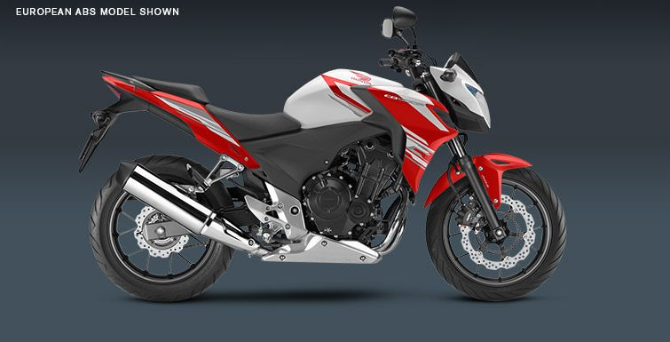 2015 CB500F Overview - Honda Powersports | motorcycles