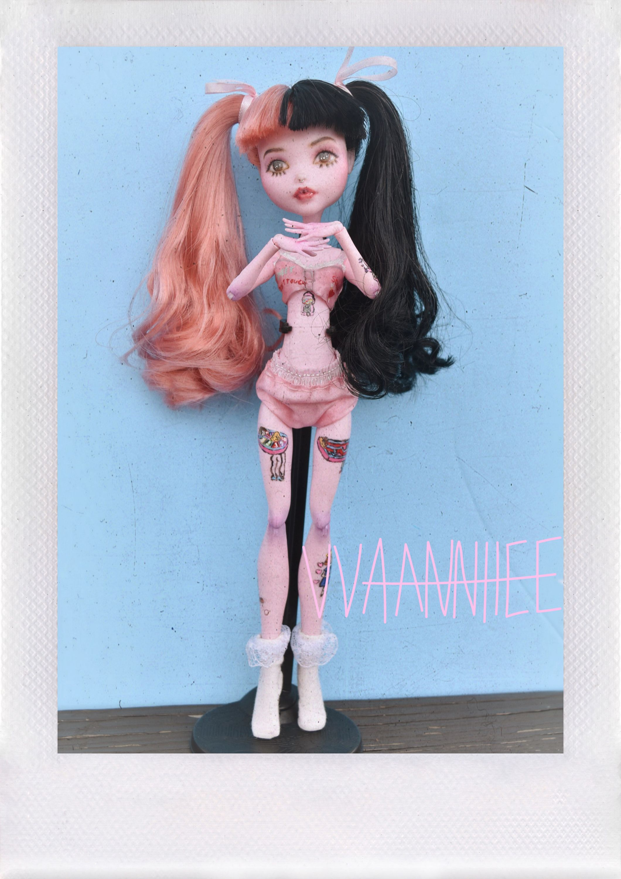Melanie Martinez Custom Pacify Her Dolls Pinterest