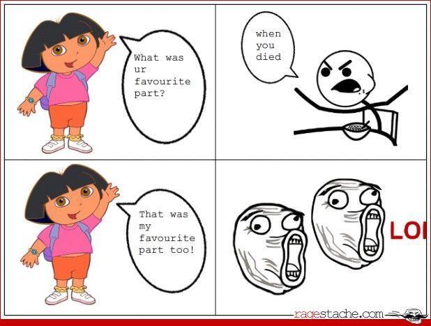 Pin By Asasin Spartan On Funny Dora Funny Dora Memes Funny
