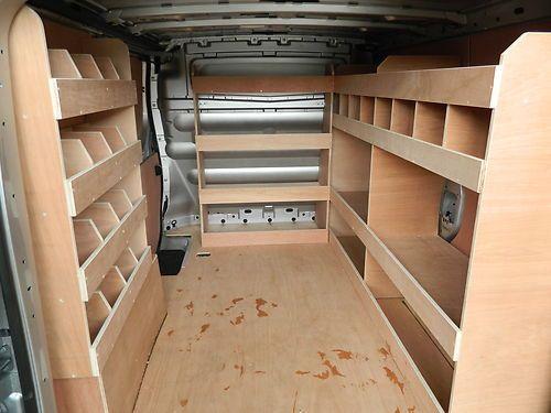 Van Shelving Google Search Van Shelving Van Racking Van Storage