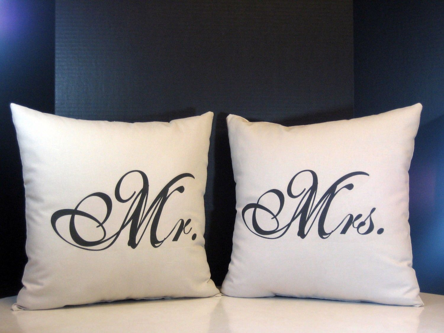 mr and mrs pillows hobby lobby online