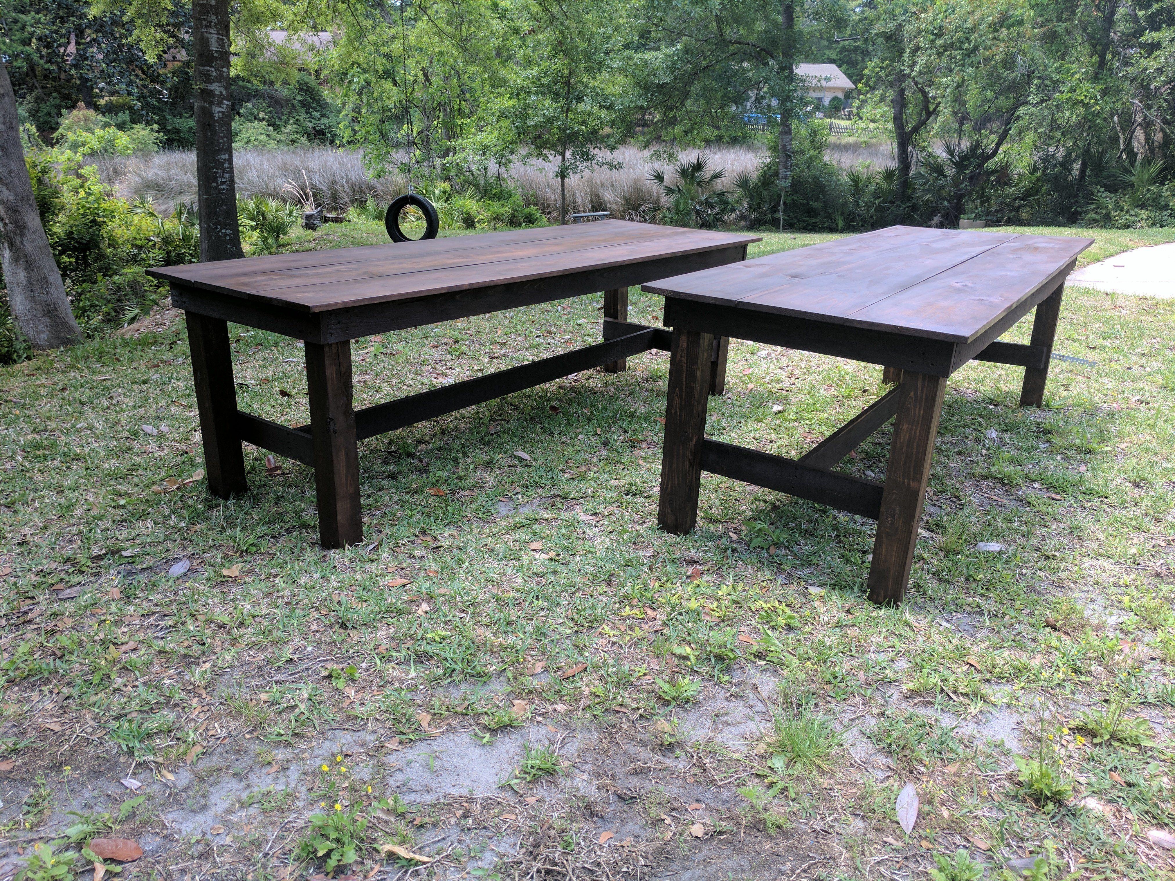8 farmhouse table rental farmhouse table vintage
