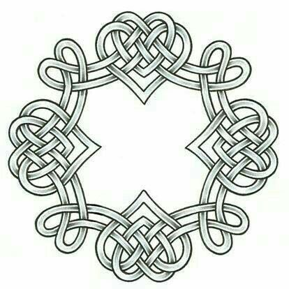 Tattoo | Celtic and Norse knotwork; knots, braids and tangles ...