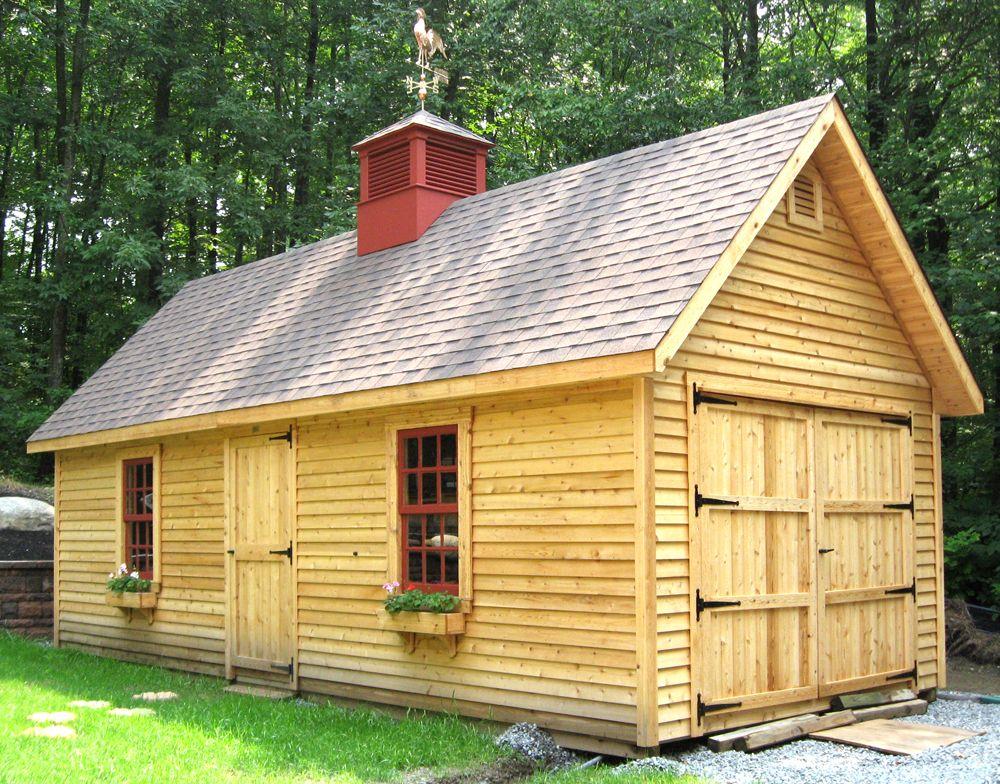 Kloter Farms Small Prefab Cottages Clapboard Siding Cedar Clapboard Siding