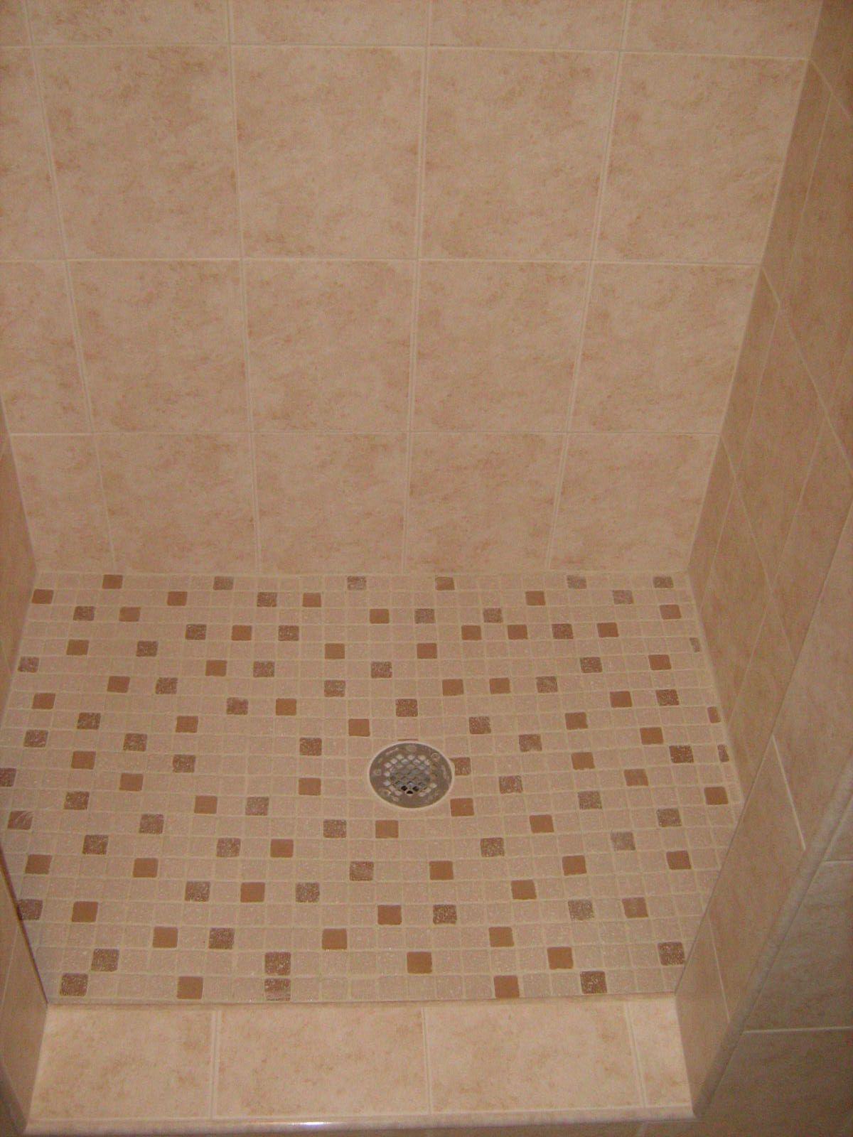 How To Repair Shower Floor Tiles