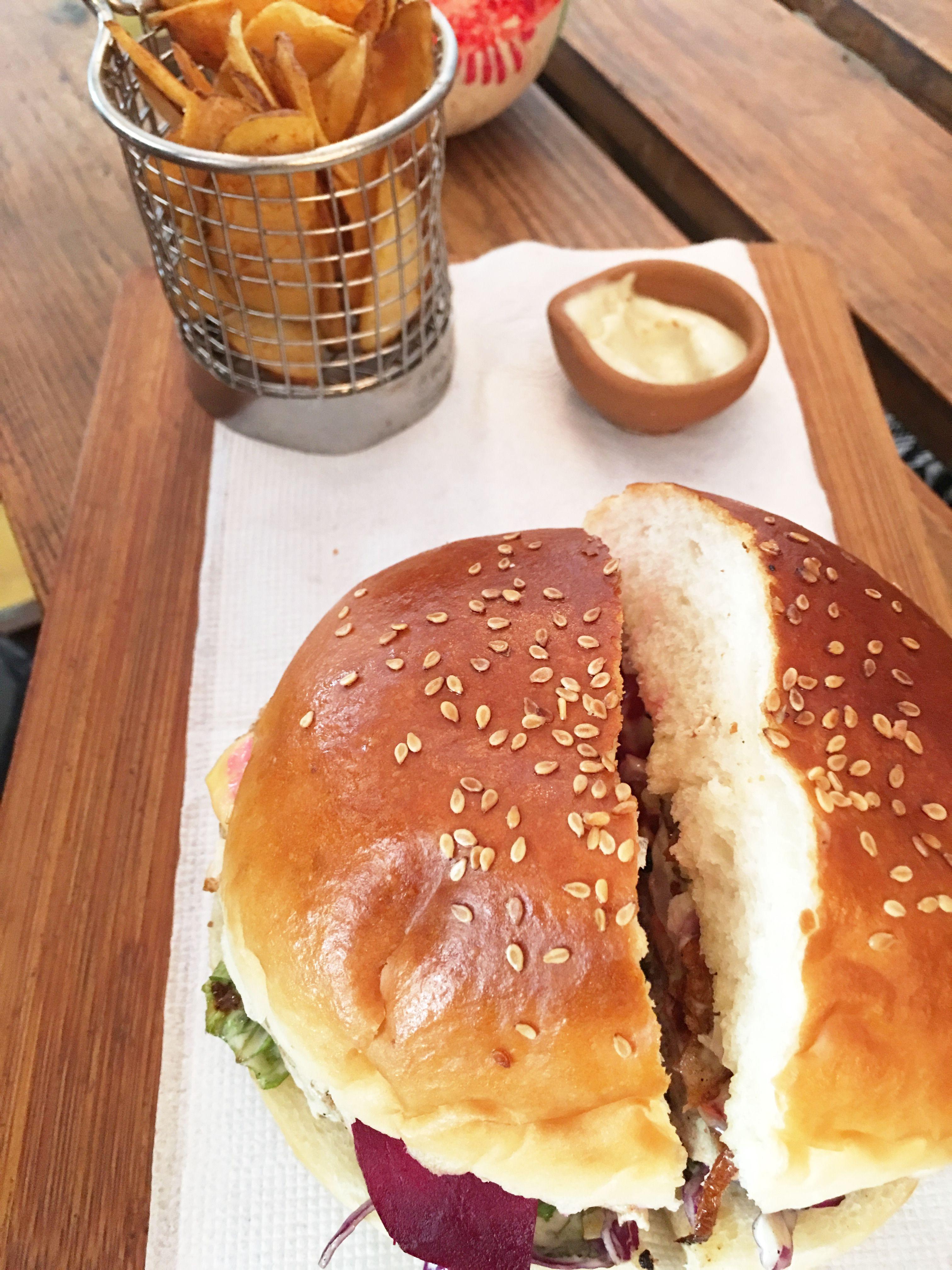 Burger factory goa churning out fresh burgers