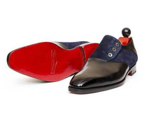 Red soles to go with your red shoe trees? Only via MTO. Email