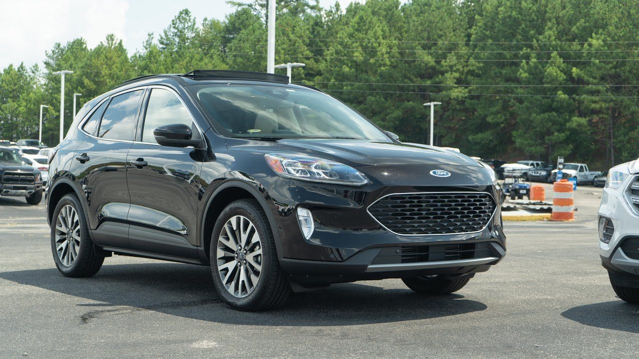 The All New 2020 Ford Escape Everything You Need To Know Youtube Ford Escape Ford Car Ford