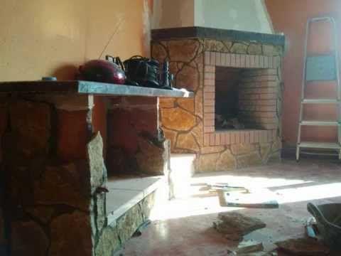 Youtube chimenea ladrillo y piedra pinterest - Casete para chimeneas ...