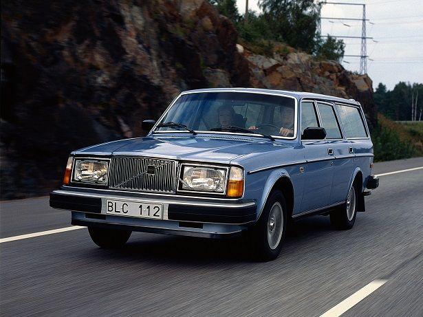 Volvo 265 GLE (1979  – 1981).