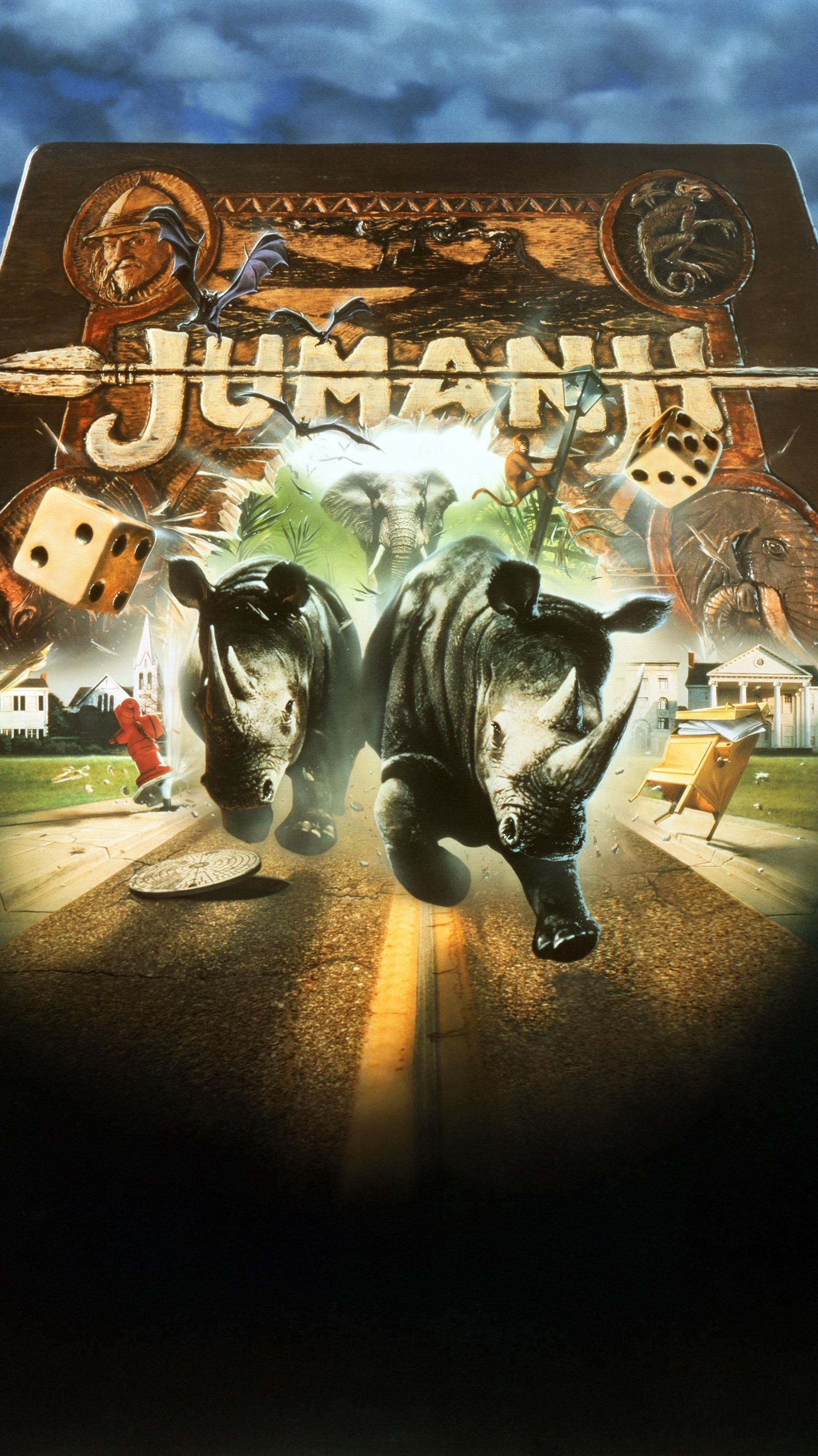 Jumanji 1995 Phone Wallpaper Moviemania Filmes Completos Filmes Hd 1080p