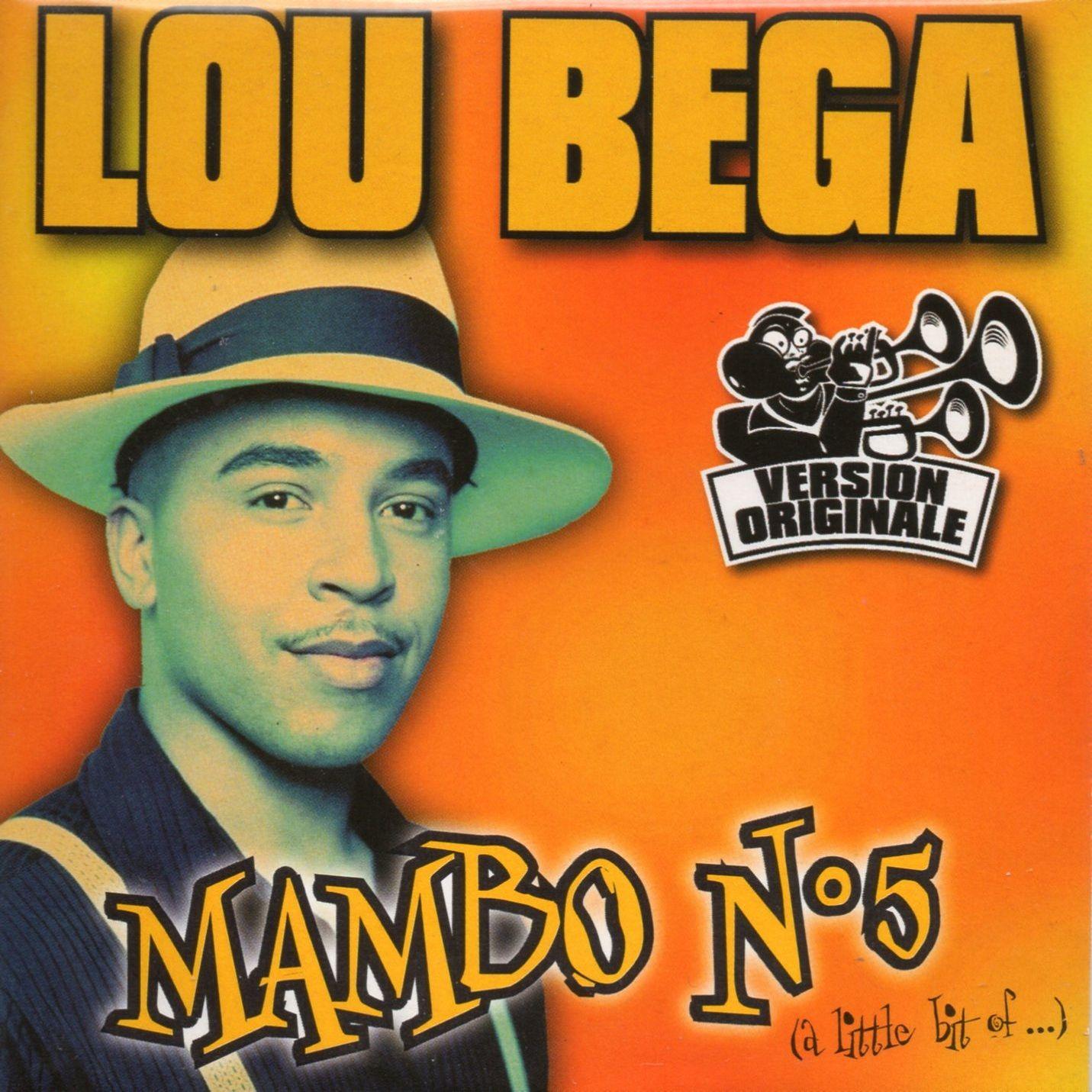 Lou Bega – Mambo No. 5 (A Little Bit of…) (single cover art)