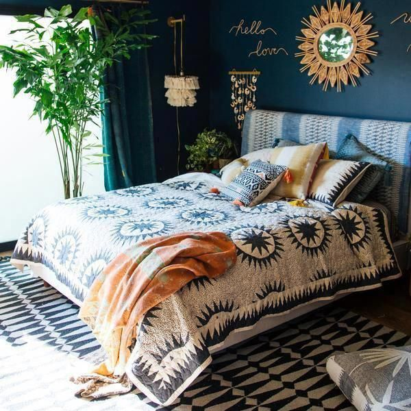 Soleil Quilt Set by Justina Blakeney