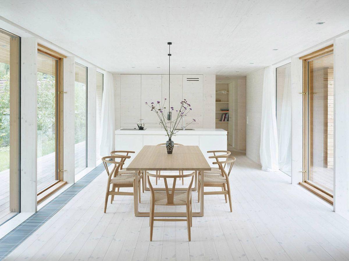 Minimalist Dining Room, Minimalist Dining Room Table