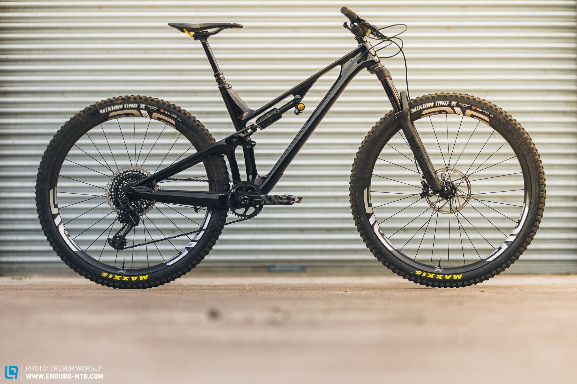 Born Out Of Obsession Unno Dash Review Moutain Bike