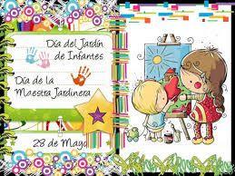 28 de mayo d a nacional de los jardines de infantes y de for Canciones de jardin de infantes argentina