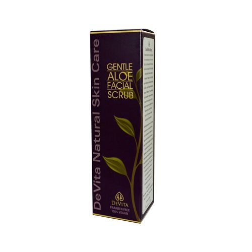 Devita Gentle Aloe Facial Scrub (1x7 fl Oz)