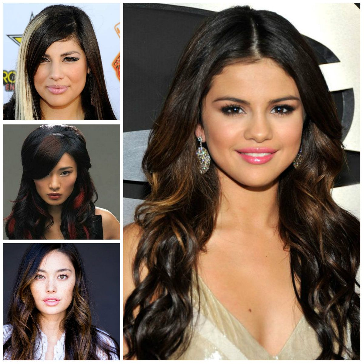 Brown hair color hair colors 2017 trends and ideas for your hair - Black Hair Colors Hair Colors 2017 Trends And Ideas For Your Hair