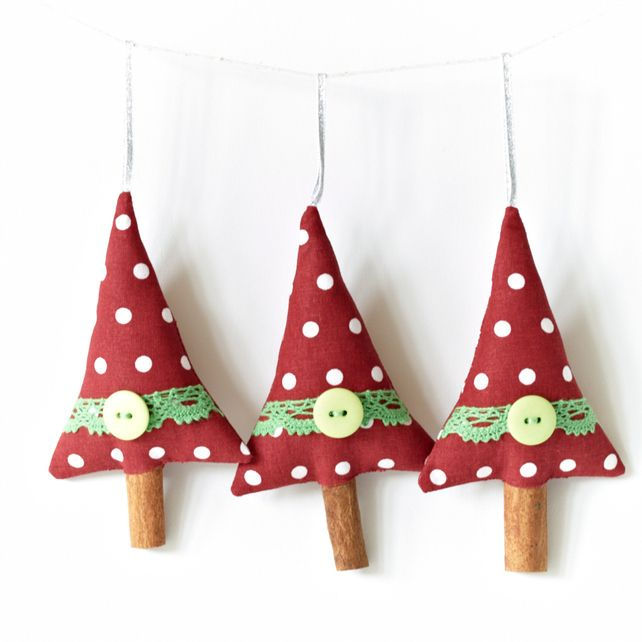 Homemade xmas decoration ideas EVENTS Christmas Pinterest