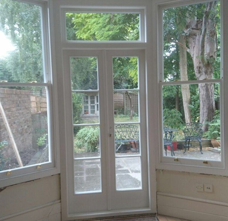Privett Timber Windows Replacement Wood French Doors And