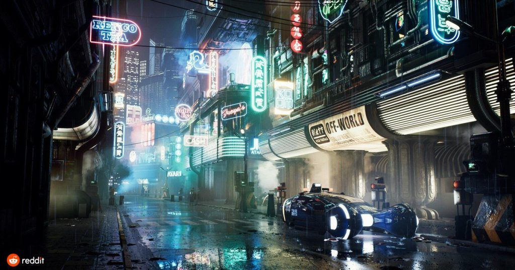 Iphone X Wallpaper Screensaver Background 141 Cyberpunk 4k Hd Blade Runner Blade Runner Wallpaper Futuristic City