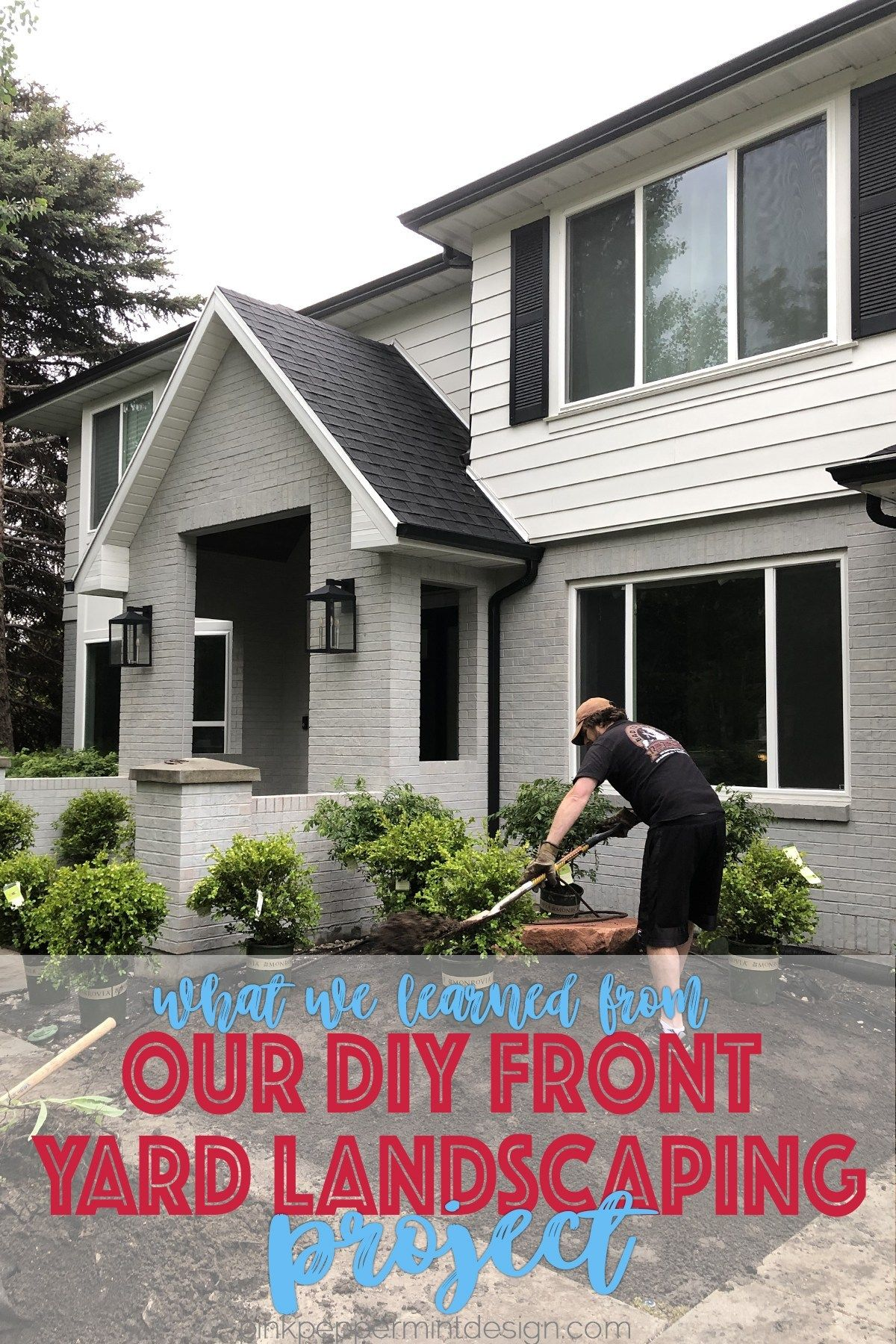 Diy Front Yard Landscaping Ideas On A Budget With Images Front Yard Landscaping Yard Landscaping Front Yard
