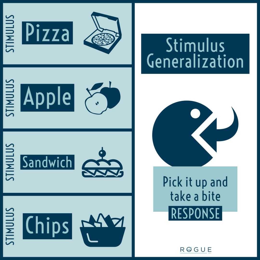 What Is An Example Of Stimulus Generalization