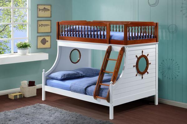 Letti A Castello Per Bambini Piccoli : Progettazione e design delle camere per bambini per due o più