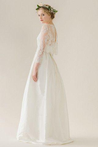 Elegant Grace by Rue De Seine available at Everthine Bridal Boutique CT